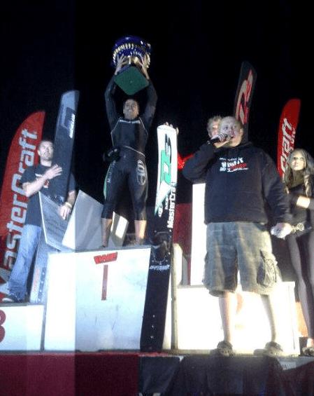 Thomas Asher 3rd at the London night Jump