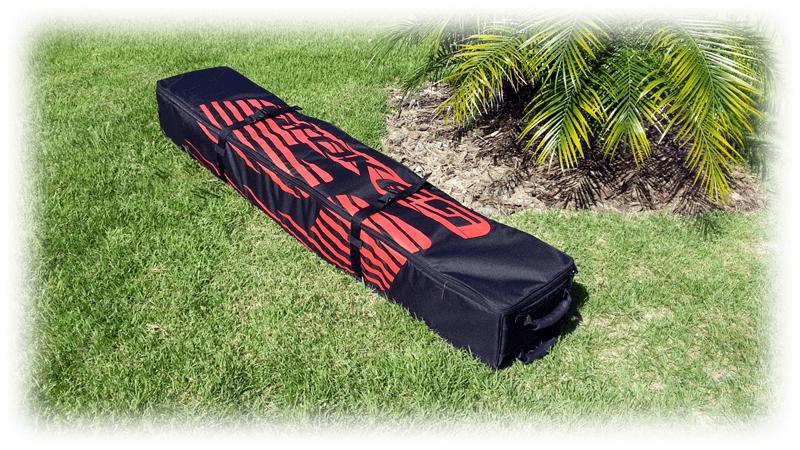 Stokes Red Slalom Bag