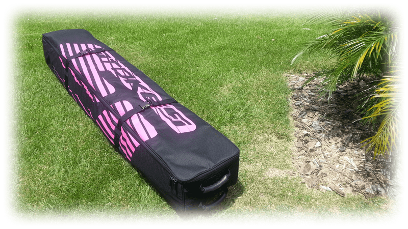 Stokes Pink 3 Event Bag