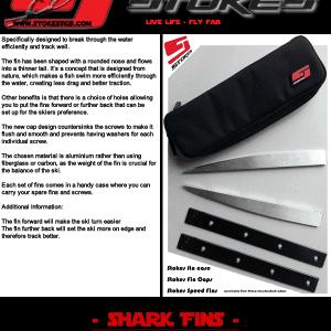 Stokes Shark Fins