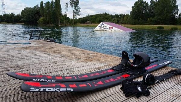Stokes Skis Skyliner - Stokes Tip