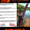 Stokes Skyliner Jump Skis - Stokes Tips-154