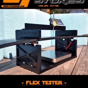 Stokes Flex Tester Front Left