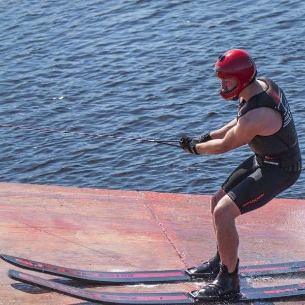 Stokes Skyliner Jump Skis-316