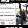 Stokes Skyliner Standard Tip Jump Skis