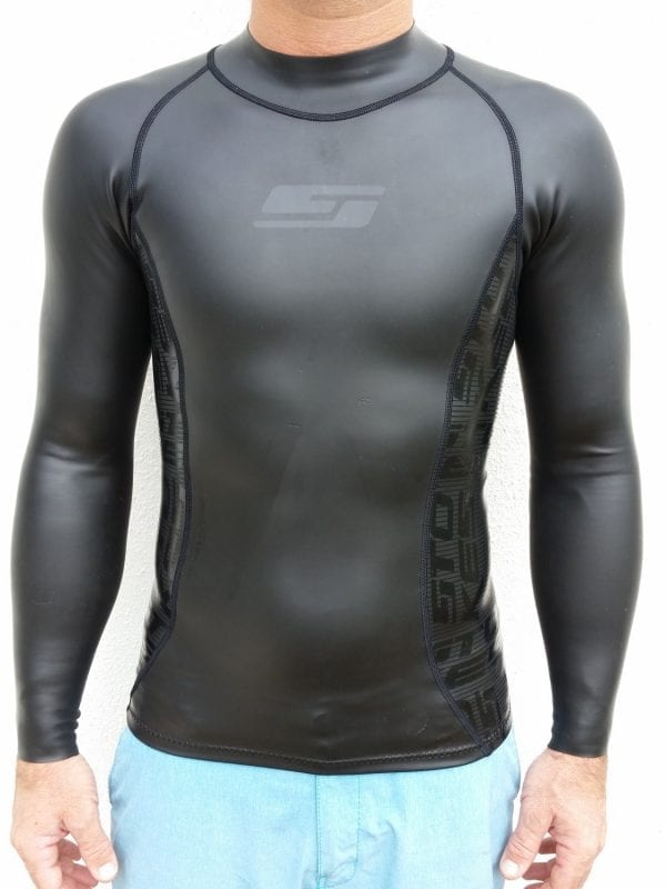 Stokes Evo Comp top Front