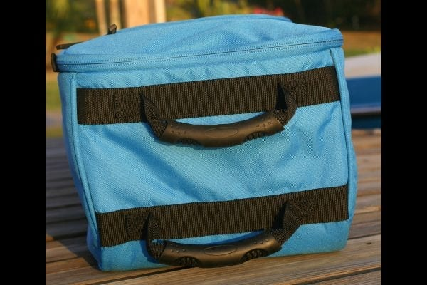 Blue 3 Event Travel Bag-274