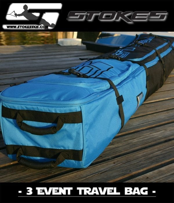 Blue 3 Event Travel Bag-279