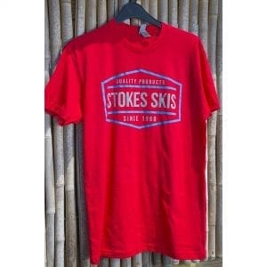 Red Stokes Logo shirt