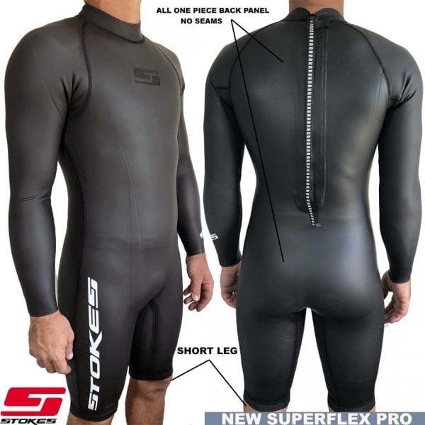 Stokes Super Flex PRO Wetsuit-336